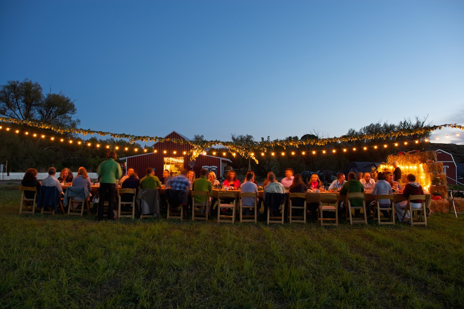 Farm To Table Dinners With Peaceful Belly Farm And Chef Abby