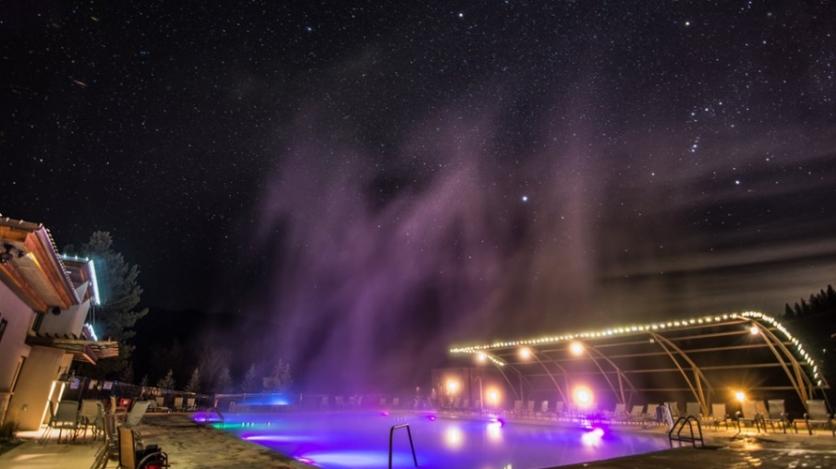 The Springs- A Mountain Hot Springs Retreat Idaho City Idaho