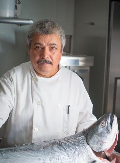 Chef Luis Flores