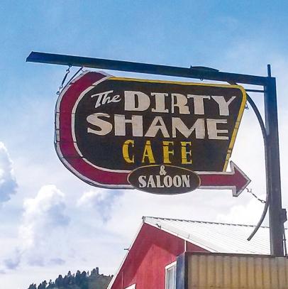 The Dirty Shame Café & Saloon