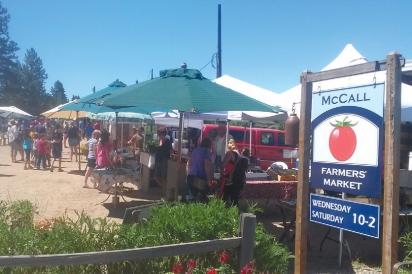 McCall Farmers' Market