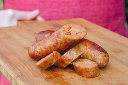 Fresh Chorizo from Rex Blackburn and Alex Cardoza