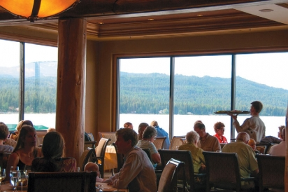 Shore Lodge Interior