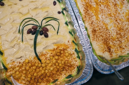 """Beautiful dishes at """"The Arab World in Idaho: Food, Innovation & Culture"""" gala"""