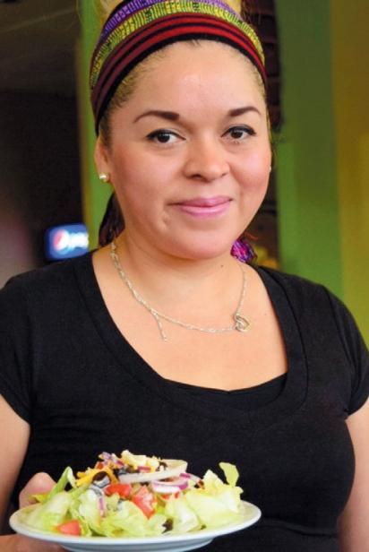 Deysi Contreras, chef at Lima Limon