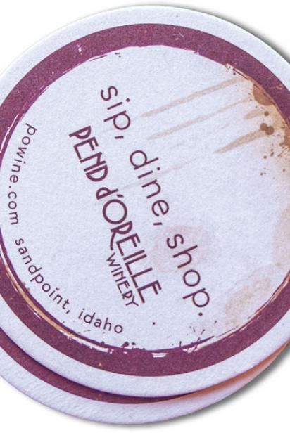 Pend d'Oreille coasters