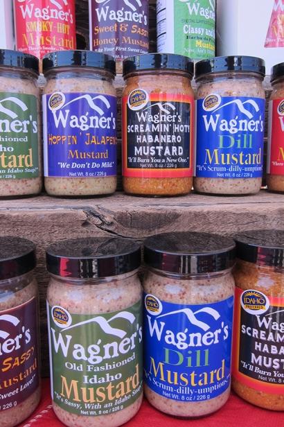 Wagner's Mustards