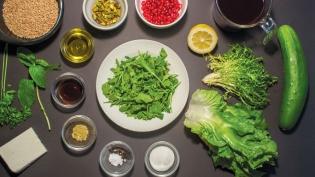 Autumn Farro Salad