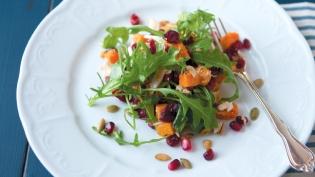 Turkey-Butternut Squash Salad